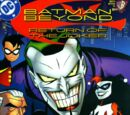 Batman Beyond: Return of the Joker: The Official Comics Adaptation Vol 1 1