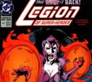 Legion of Super-Heroes Vol 4 43