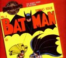 Millennium Edition: Batman Vol 1 1