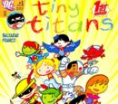 Tiny Titans Vol 1 1