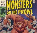 Monsters on the Prowl Vol 1 9