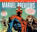 Marvel Previews Vol 1 18
