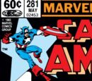 Captain America Vol 1 281