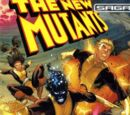 The New Mutants Saga Vol 1 1