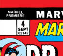 Marvel Premiere Vol 1 4