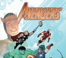 Avengers: Roll Call Vol 1 1