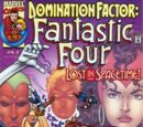 Domination Factor Fantastic Four Vol 1 4.7