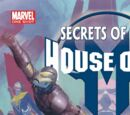 Secrets of the House of M Vol 1 1