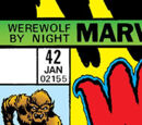 Werewolf by Night Vol 1 42