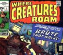 Where Creatures Roam Vol 1 1