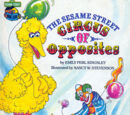 The Sesame Street Circus of Opposites