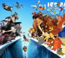 Simba, Timon, and Pumbaa's Adventures of Ice Age: Continenal Drifit