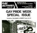 Homosexual liberation movement