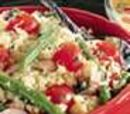 Couscous Bean Salad