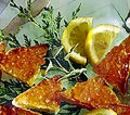 Salmon caviar Recipes
