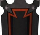 Black sq shield