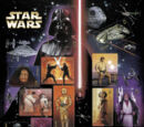 Star Wars stamp series