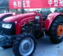 List of Tractors built by Luzhong for other companies