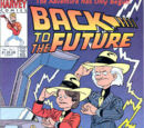 Back to the Future comic series