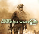Niveles de Call of Duty: Modern Warfare 2