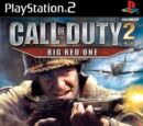 Niveles de Call of Duty 2: Big Red One