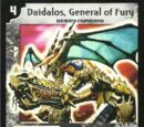Daidalos, General of Fury