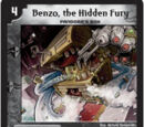 Benzo, the Hidden Fury