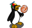 Child Penguin