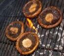 Organic Grilled Marinated Portabella Mushroom Caps