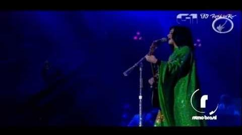 Katy Perry - Thinking Of You - Live Rock In Rio 2011