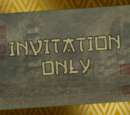 Invitation Only/Transcript