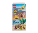 850449 Minifigure Beach Accessory Pack