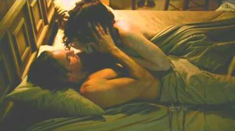 Lost Season 6 Undeleted Scene Jack Wakes Sawyer