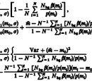 Valenzetti Equation