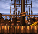 Gangplank Galleon (Donkey Kong Country)
