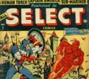 All Select Comics Nº 1