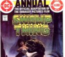 Swamp Thing Annual Vol 2