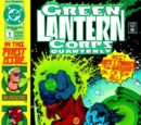 Green Lantern Corps Quarterly Vol 1