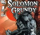 Solomon Grundy Vol 1 1