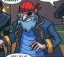 Captain Pegleg Jack (Earth-Teen Titans)