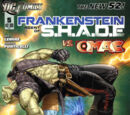 Frankenstein, Agent of S.H.A.D.E. Vol 1 5