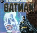 Batman: The Official Comic Adaptation Vol 1 1