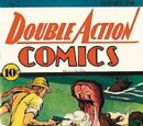 Double Action Comics Vol 1