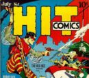 Hit Comics Vol 1 1