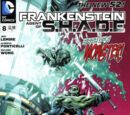 Frankenstein, Agent of S.H.A.D.E. Vol 1 8