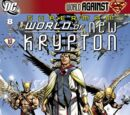 Superman: World of New Krypton Vol 1 8