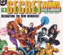 Titans Secret Files and Origins Vol 1 1