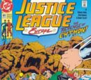Justice League Europe Vol 1 41