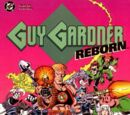 Guy Gardner Reborn Vol 1 1