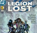 Legion Lost Vol 1 1